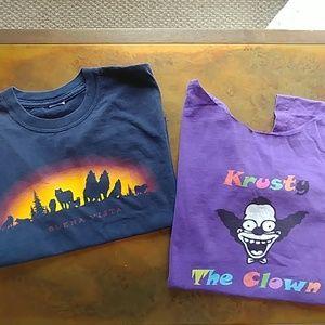 Small vintage t shirt bundle